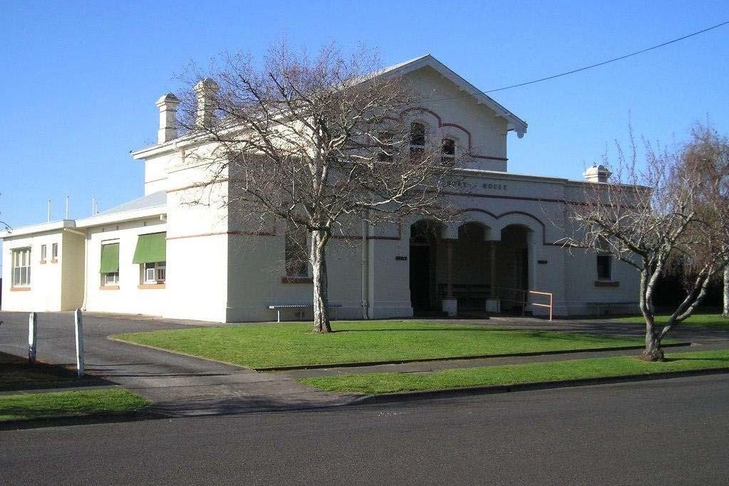 Hamilton Magistrates' Court | Magistrates Court of Victoria