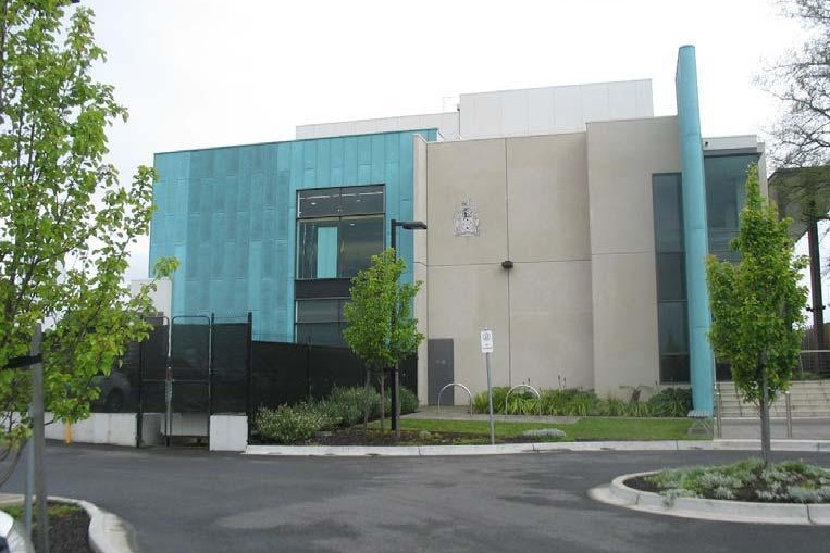 Outside view of Latrobe Valley Magistrates' Court